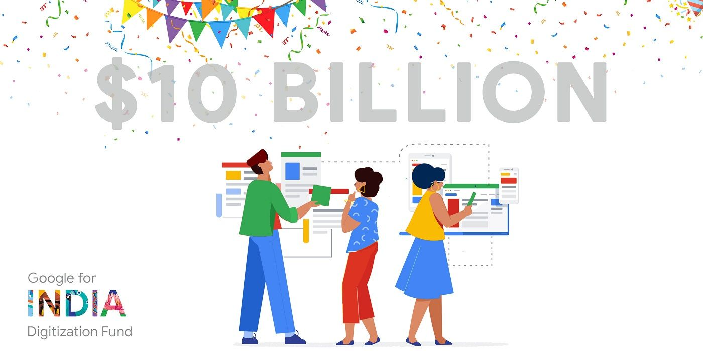 WHY GOOGLE IS INVESTING 10 BILLONS IN INDIA ?